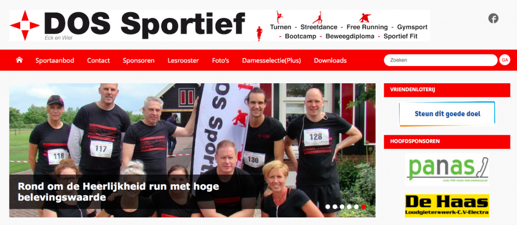 dossportief-screenshot